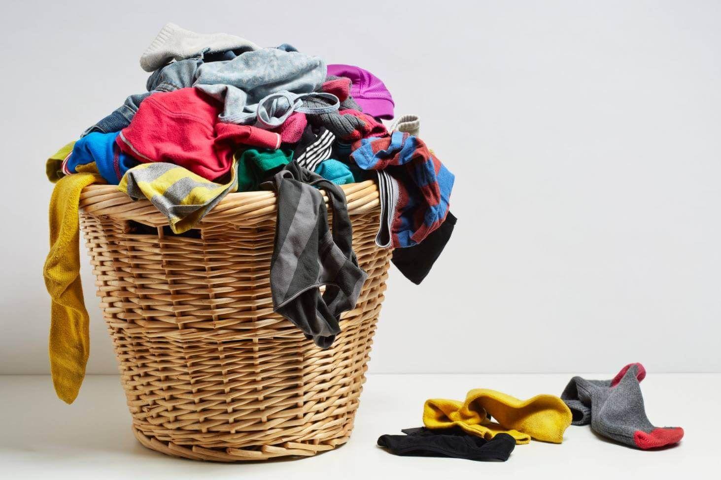 روش صحیح شستن لباس در 18 گام