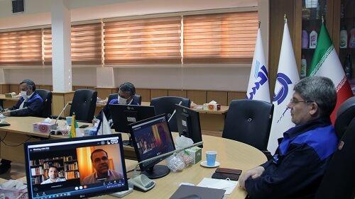 برگزاری جلسه اختتامیه ممیزی خارجی شرکت پاکسان