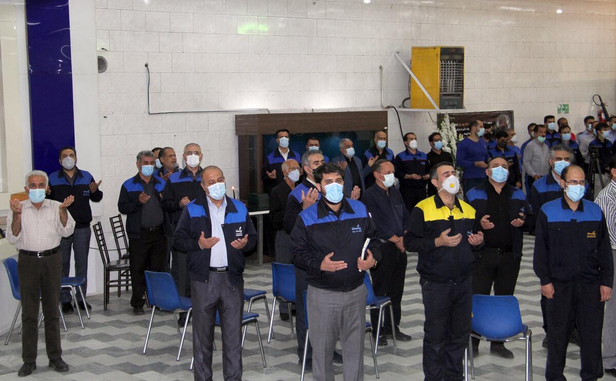 برگزاری مراسم گرامیداشت اربعین حسینی در پاکسان